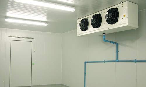 سردخانه - ساخت سردخانه صنعتی زیر صفر و بالای صفر